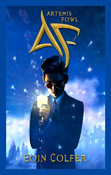 Artemis Fowl by Eoin Colfer (book review) | forestofpaper