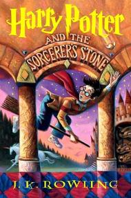 Rowling, J.K.  (1998).  Harry Potter and the Sorcerer's Stone.  New York, NY: Scholastic.ALA Notable Children's BookInterest Level: 5-8Reading Level: 5.3Genre: FantasySubjects: Harry Potter, Hogwarts, Wizards, Witches, Schools, England, Fantasy, Friends, Death, Teachers, MagicHarry Potter:1 – The Sorcerer's Stone2 – The Chamber of Secrets3 – The Prisoner of Azkaban4 – The Goblet of Fire5 – The Order of the Phoenix6 – The Half-Blood Prince7 – The Deathly Hallows